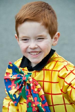 Anniversaire-enfant-theme-clown