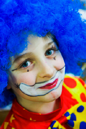 Maquillage de clown top maquillage clown malfique with maquillage de clown awesome dguisement - Maquillage clown femme ...